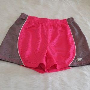 Girl's 10/12 Large Skechers shorts